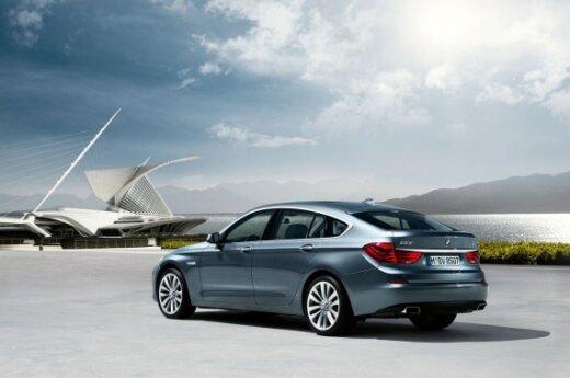 BMW 5-os serijos Gran Turismo modelis