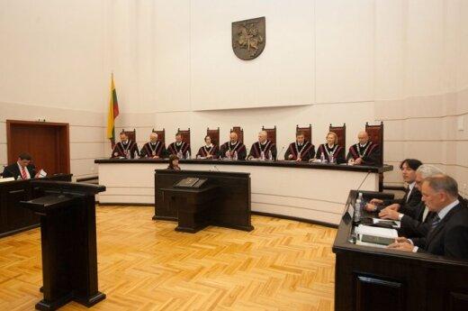 Sąd Konstytucyjny rozpatruje sprawę o naruszeniach podczas wyborów do Sejmu
