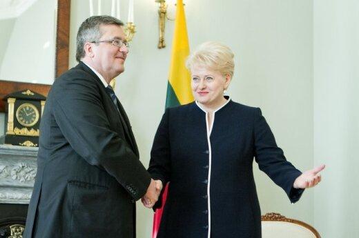 Maciążek: Konflikt Sikorski-Komorowski nasila się?