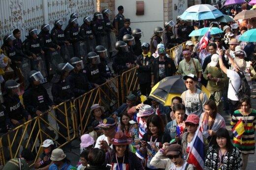 Susirėmimai Tailande