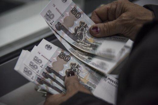 Падение доходов россиян резко ускорилось