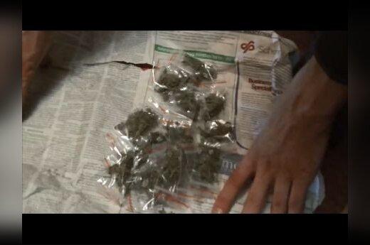 Pareigūnai išsiaiškino, kokie narkotikai populiariausi uostamiestyje