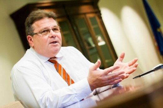 Линкявичюс о переговорах ЕС и Украины: Европа ничего не останавливала