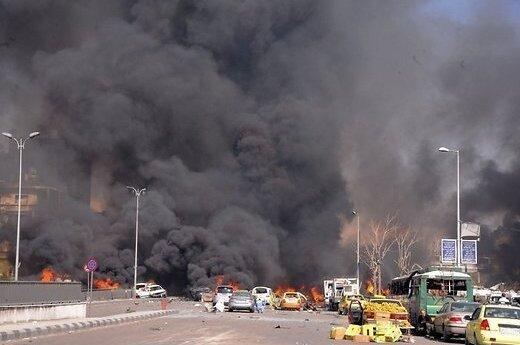 Теракт в Дамаске у посольства России: есть убитые