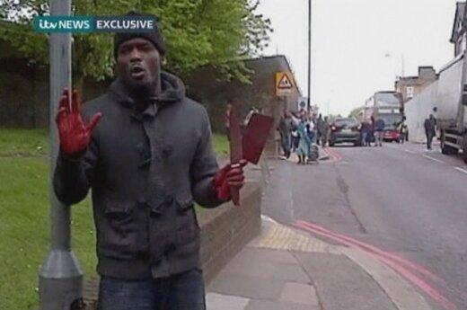 Убийца солдата в Лондоне оказался выросшим в Британии нигерийцем