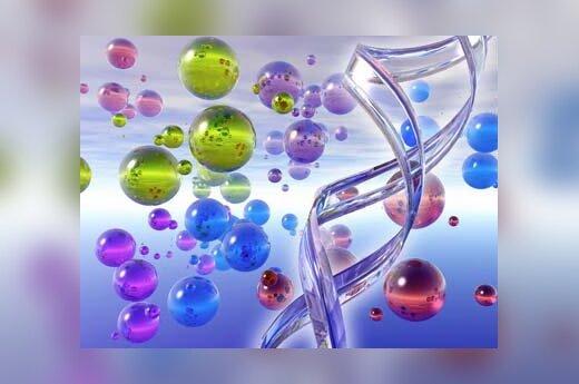 genai, dnr, mokslas