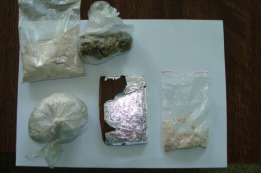 В Перу задержали 18 наркокурьеров из Латвии и Литвы