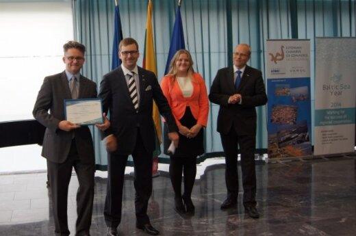 Event at the Estonian Chamber of Commerce