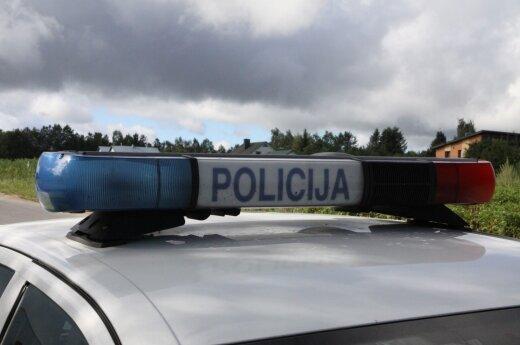 В Каунасе автомобиль сбил ребенка на велосипеде