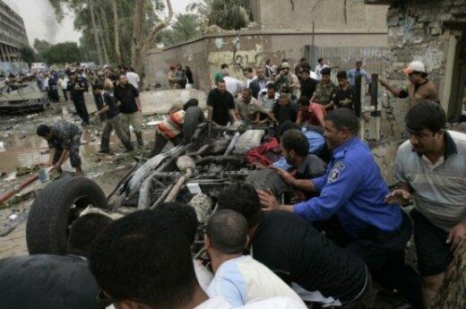 В Ираке смертница убила 46 и ранила 160 паломников