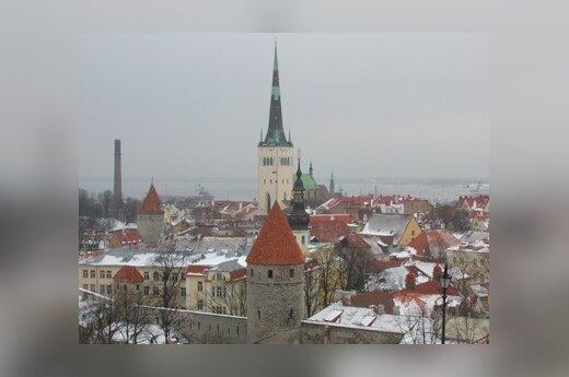 Таллинн — самый романтичный город Прибалтики