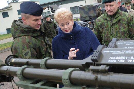 Janczys: Grybauskaitė spacyfikuje Sejm, niczym Izrael Strefę Gazy?