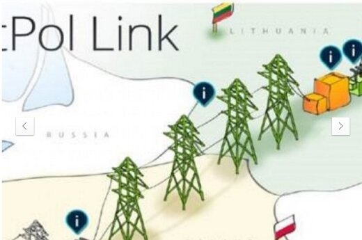 Смычки NordBalt и LitPol Link продолжают сбивать цену на электроэнергию в Литве
