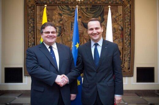 Глава МИД Литвы: холодный мир с Польшей не имел смысла