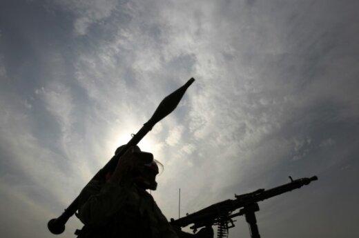 В Пакистане боевики взорвали бензовоз сил НАТО