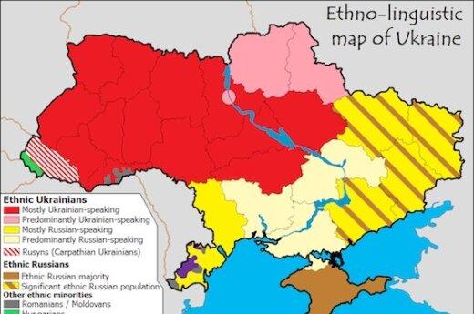 O Ukrainie bez emocji