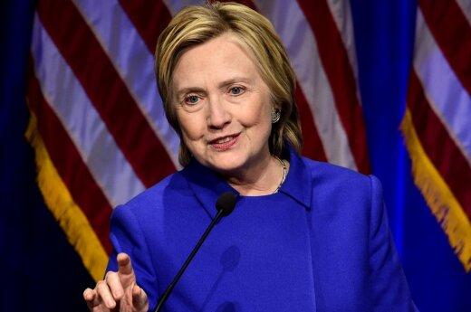 Клинтон обвинила в поражении на выборах российских хакеров