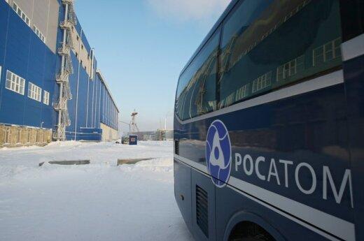 """Управлямый Кремлем """"Росатом"""" хочет влиться в проект Висагинской АЭС"""