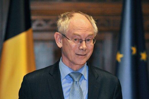 "Van Rompuy: Wielka Brytania to ""marudna wyspa"""