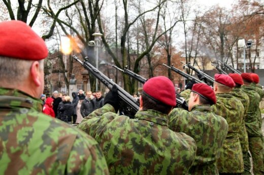 Lithuanian PM hopes volunteers will suffice to fill up this year's military draft