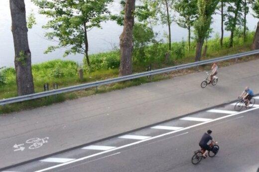 Taisykles ignoruojantys dviratininkai – įžūlūs ar nesuprasti?