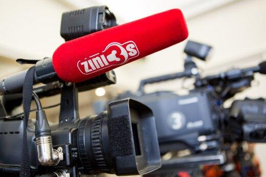 TV3 TV camera