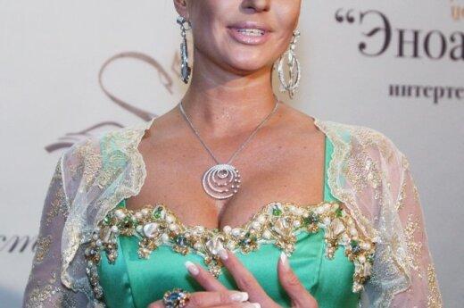 Анастасия Волочкова выбирает роддом в Москве