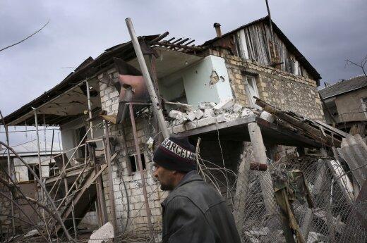 Стороны конфликта в Нагорном Карабахе заявили о перемирии