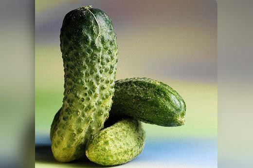 Agurkėliai, daržovės