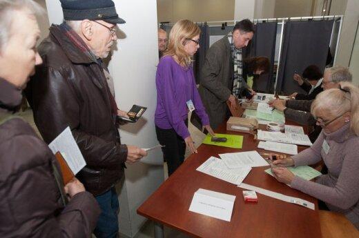 W przedterminowym głosowaniu zagłosowało prawie 3 proc. wyborców