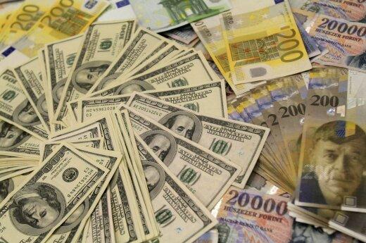 Falling dollar hits Lithuanian exports