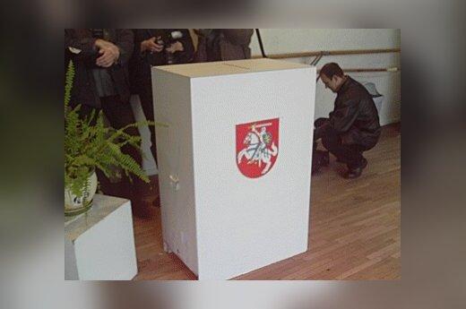 """Rinkimus laimėtų socialdemokratai ir """"darbiečiai"""", konservatoriai – treti"""