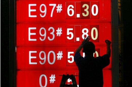 Cena benzyny będzie rosła