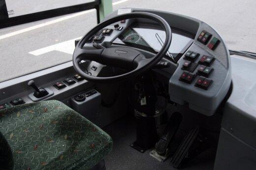 Вильнюс хочет купить экологичные автобусы и троллейбусы
