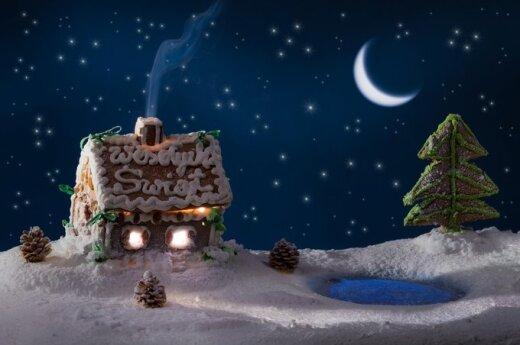 Su Kalėdomis susijusios ir pavardės, ir kaimų pavadinimai