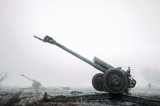 Конфликт на Украине: никто не отводит тяжелые вооружения