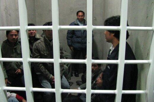 Пограничники задержали группу афганцев и их проводника