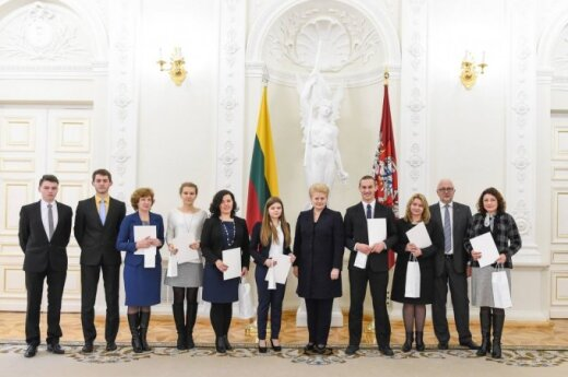 Prezydent nagrodziła polskich olimpijczyków
