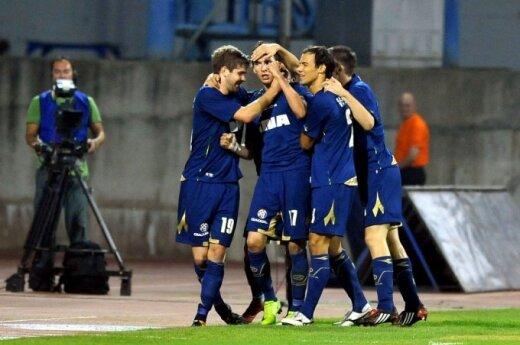 Dinamo Zagreb players