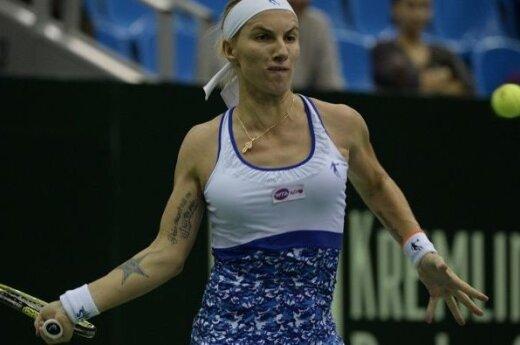 Svetlana Kuznecova (kremlincup.ru nuotr.)