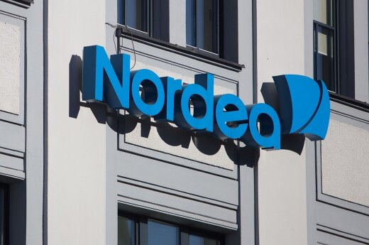 Sweden's Nordea bank may be pulling out of Baltics