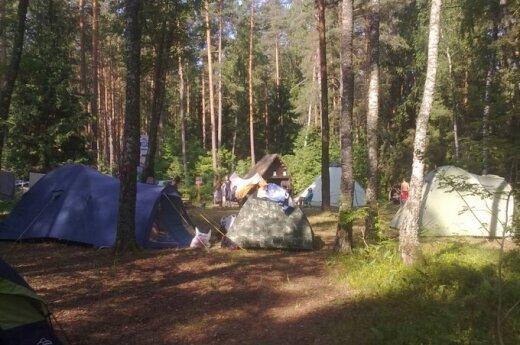 Prisiminimai iš JGM stovyklos