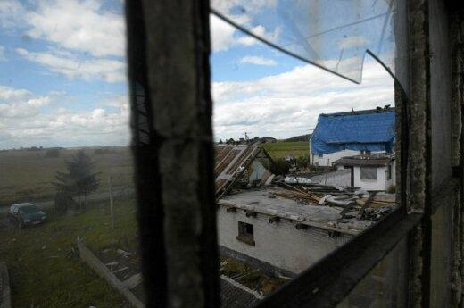 Przez Polskę przeszły gwałtowne burze