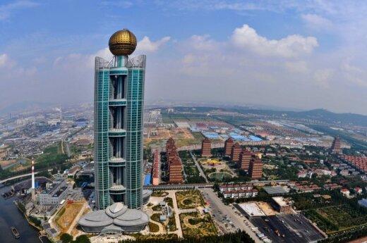 Kinija aplenkė JAV pagal patento paraiškas