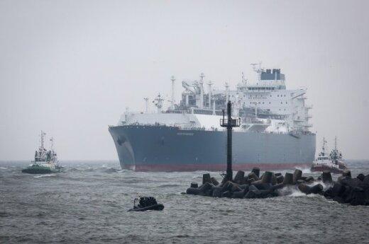 После судна-хранилища СПГ Литву ожидает еще один вызов