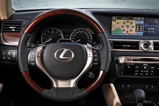 Lexus готовится к премьере флагманской модели LS