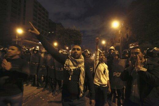 Египет: массовые протесты в годовщину революции
