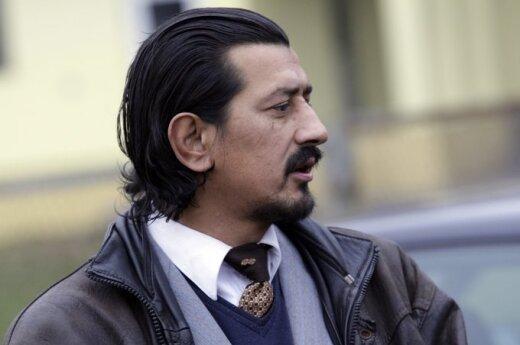 Ограбили председателя цыганской общины Вильнюса