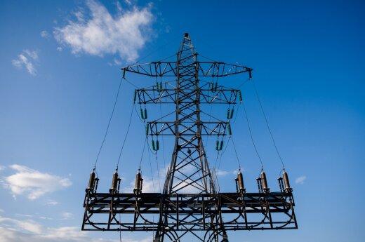 Elektros kainos augo visose Baltijos šalyse