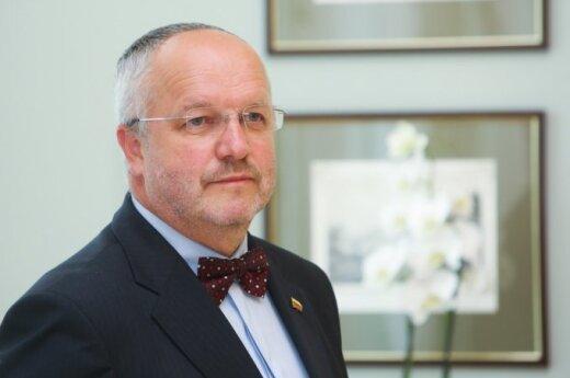 National Defence Minister Juozas Olekas